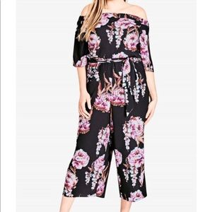 Cascade Jumpsuit (New With Tags)